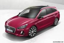 yeni Hyundai 2018 i30 Tourer SW tavan