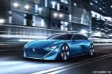 Peugeot Instinct Concept Drive