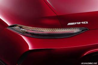 Mercedes-AMG GT Concept stop lamp