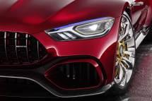 Mercedes-AMG GT Concept Lastikler