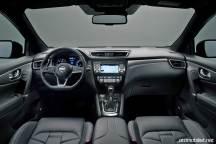2018 Nissan Qashqai kabin koltuk konsol