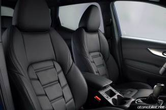 2018 Nissan Qashqai koltuk