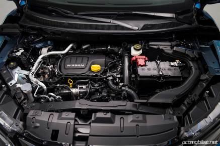 2018 Nissan Qashqai yeni benzinli motor