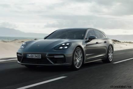 2018 Porsche Panamera Sport Tourismo