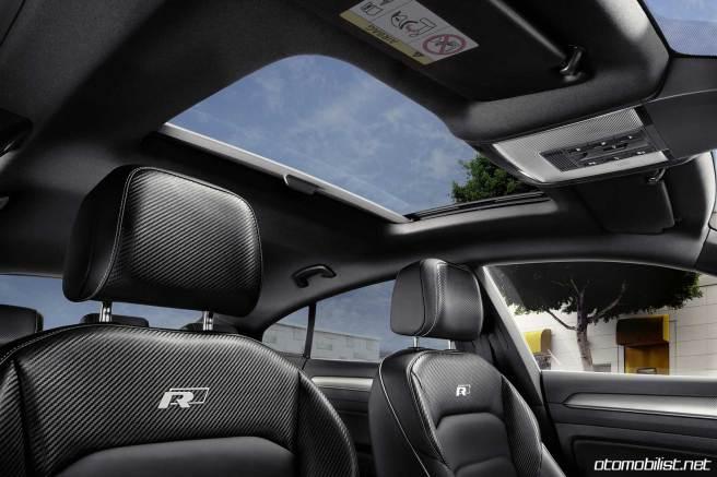 2018 Volkswagen Arteon Elegance R-Line cam tavan