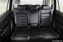 Volkswagen 2018 Tiguan +2 Allspace arka koltuklar