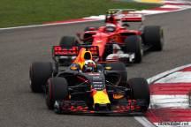 2017 Formula 1 Chinese Grand Prix Red Bull