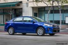 2018 Kia Rio Sedan sürüş yorum