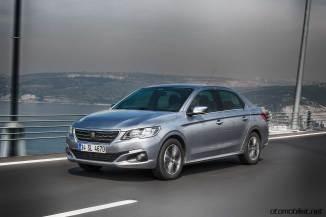 2017 Peugeot 301 dynamic osman gazi
