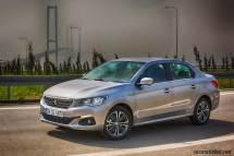 2017 Peugeot 301 static