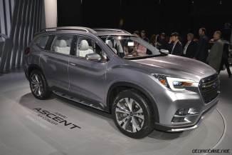 2018 Subaru Ascent SUV Concept