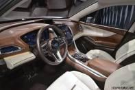 2018 Subaru Ascent SUV Concept iç mekan