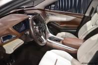 2018 Subaru Ascent SUV Concept konsol