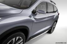2018 Subaru Ascent SUV Concept kapılar