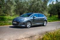 2012 Citroen DS5 dynamic