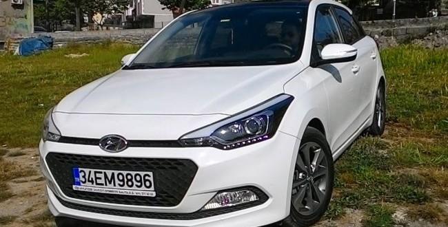 Yeni Hyundai i20 1.4 CRDi Testi