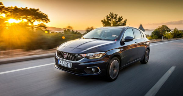 Fiat Egea Hatchback Yollarda!