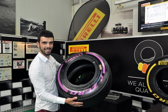 En Büyük Hayalim Formula 1 'e Türkiye'den Bir Pilot Yetiştirmek