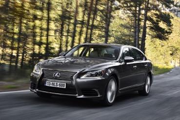 Lexus LS 600h 1