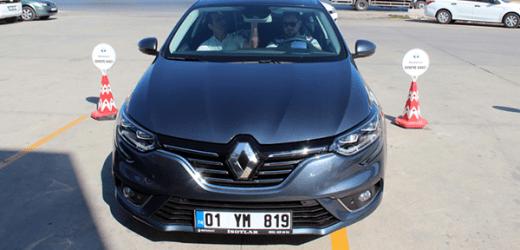 Yeni Megane Sedan, Test Sürüş Günleri ile görücüye çıktı