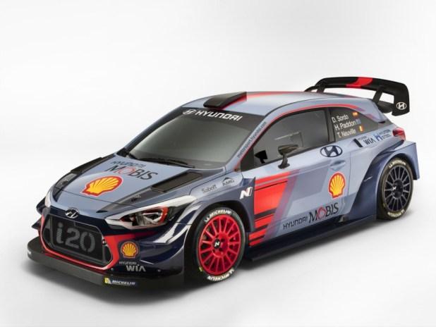 Hyundai i20 Coupe WRC - 3