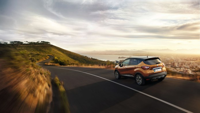 RENAULT CAPTUR (J87) - PHASE 2