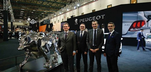 Peugeot, Autoshow'da Gövde Gösterisi Yaptı