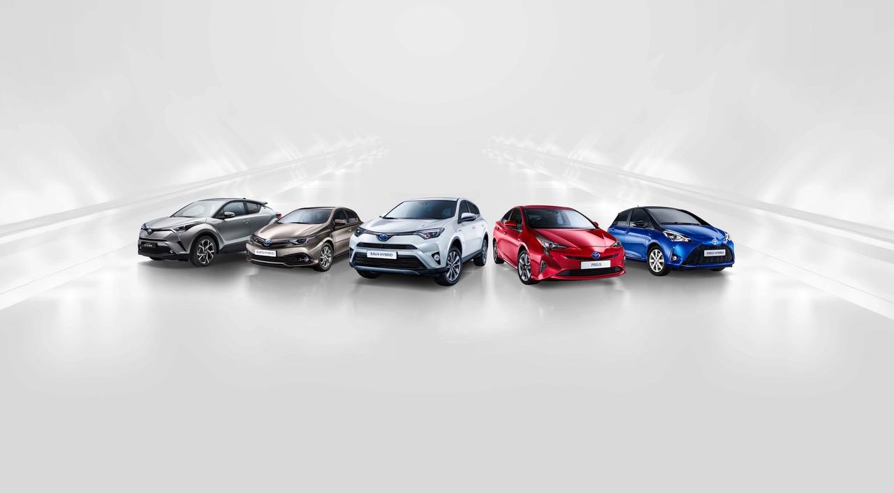 Toyota, Hibrit Festivali İle Türkiye Yollarında