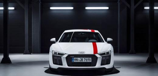 Audi R8 V10 RWS tutkunlarına özel sadece 999 adet üretilecek