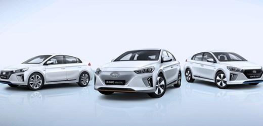 Hyundai IONIQ Ailesi'ne Bir Ödül de Kadınlardan.