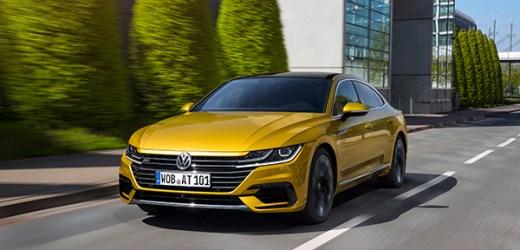2017 Altın Direksiyon ödüllü 'Yeni Arteon' şimdi Aktif silindir yönetimli (ACT ) yeni 1,5 TSI benzinli motoruyla Volkswagen showroomlarında