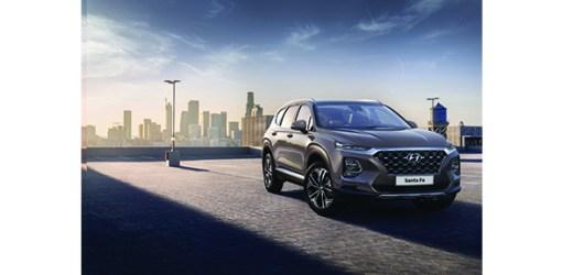 Hyundai, Yeni Santa Fe'nin İlk Fotoğraflarını Yayınladı