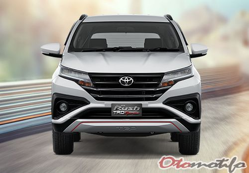 Gambar All New Toyota Rush