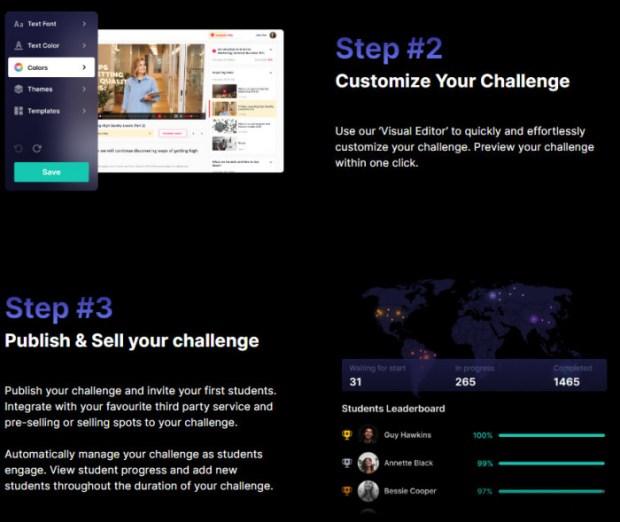 Challenges Software by Sam Bakker 12