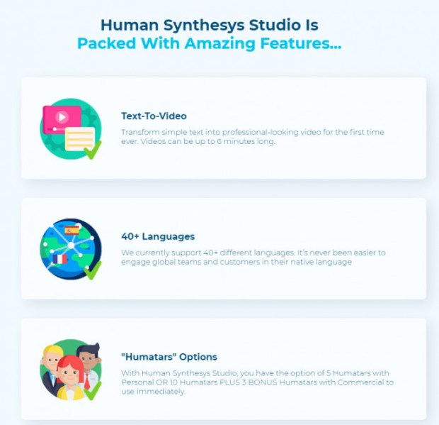 Human Synthesys Studio Software by Todd Gross Oliver Goodwin 7