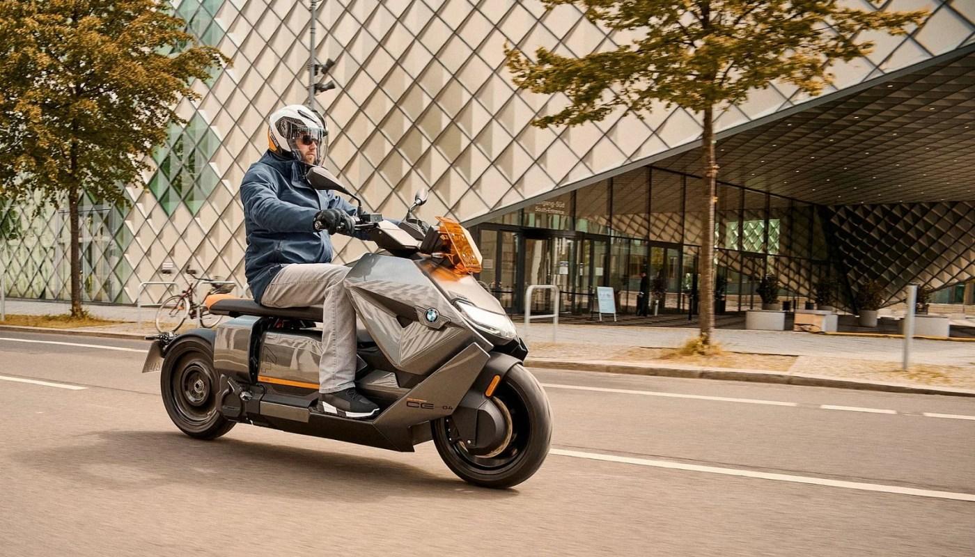 Yeni BMW CE 04 için Türkiye tarihi verildi
