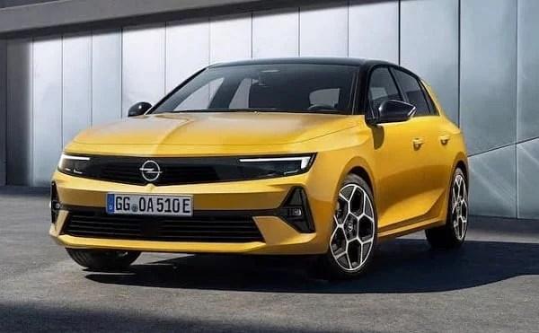 2021 Opel Astra tanıtıldı. Yeni Opel Astra. Yeni Astra. 2021 Astra.