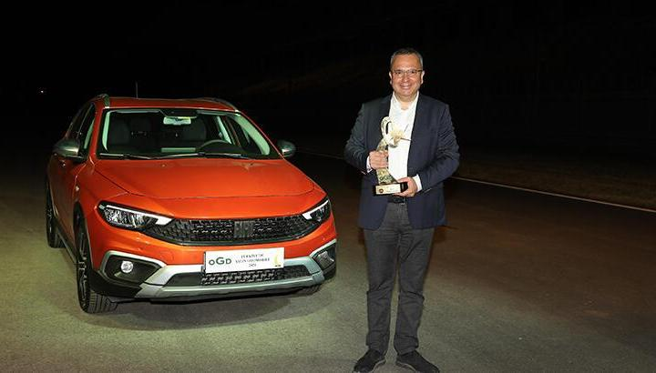 Fiat Egea Cross yılın otomobili seçildi