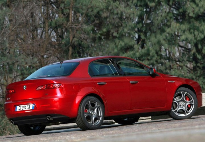 Alfa Romeo 159 2.2 JTS (185 Hp) Teknik Özellikleri