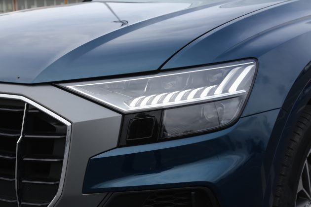 Audi Q8 50 TDI Quattro 286 HP Tiptronic 2019 Test Sürüşü