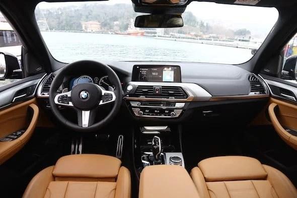 BMW X3 2018 Test Sürüşü