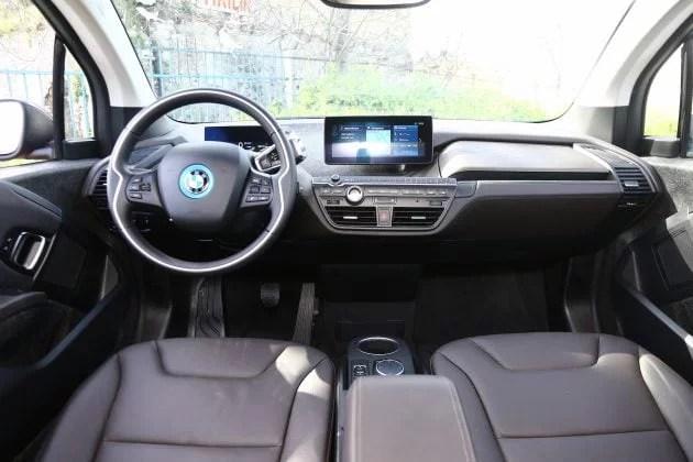 BMW i3s 2018 Test Sürüşü