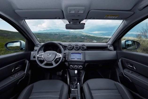 Dacia Duster 2019 Test Sürüşü