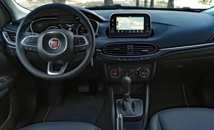 Fiat Egea Station Wagon 2019 Test Sürüşü