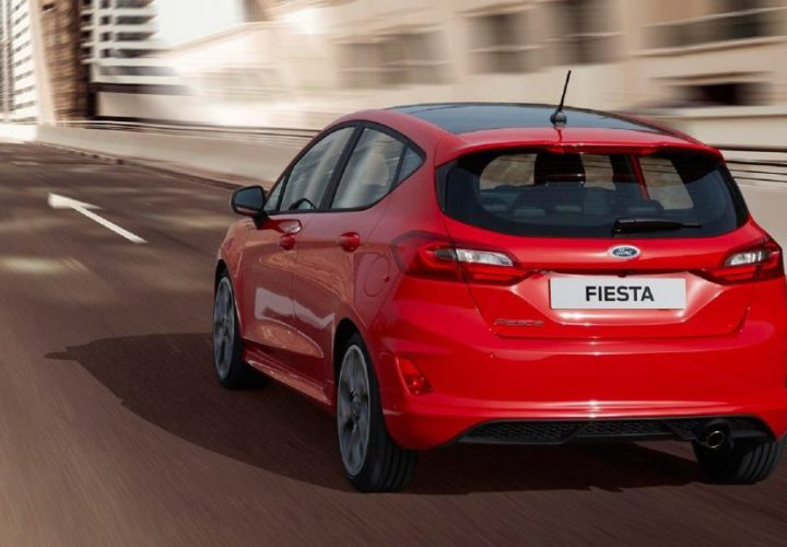 Ford Fiesta Turbo Otomatik 2020 Test Sürüşü