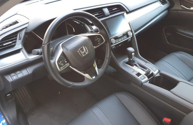 Honda Civic Sedan LPG 2019