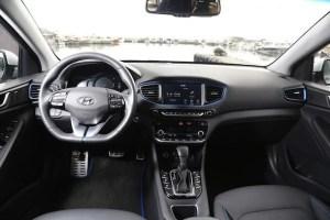 Hyundai Ioniq Test Sürüşü 2017