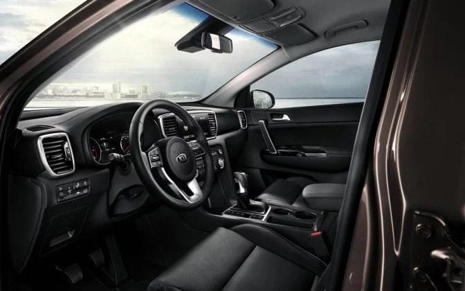 Kia Sportage 1.6 CRDi DCT 2019 Test Sürüşü