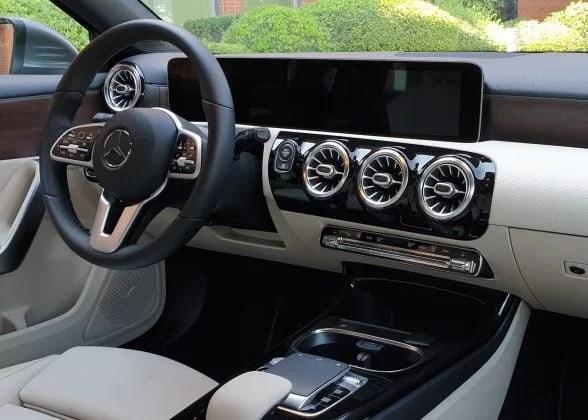Mercedes Benz A 200 Sedan 2019 Test Sürüşü