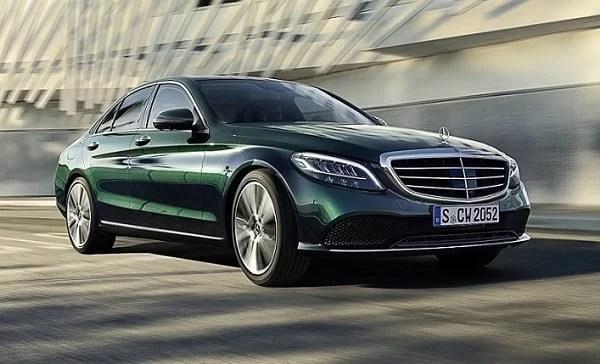 Mercedes Benz kampanya Temmuz. C Serisi Kampanya. GLB kampanya.
